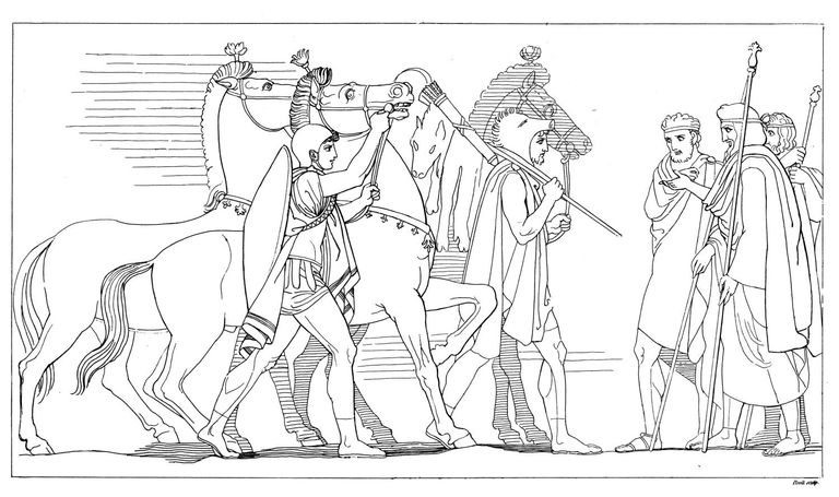 Diomedes: Leader in the Trojan War