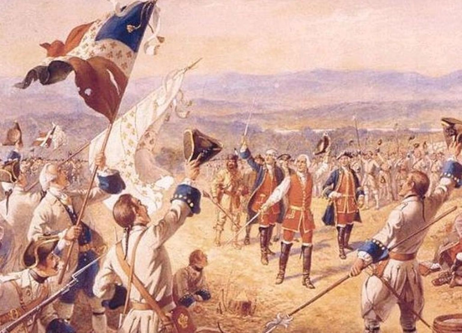 The Battles Of The French And Indian War