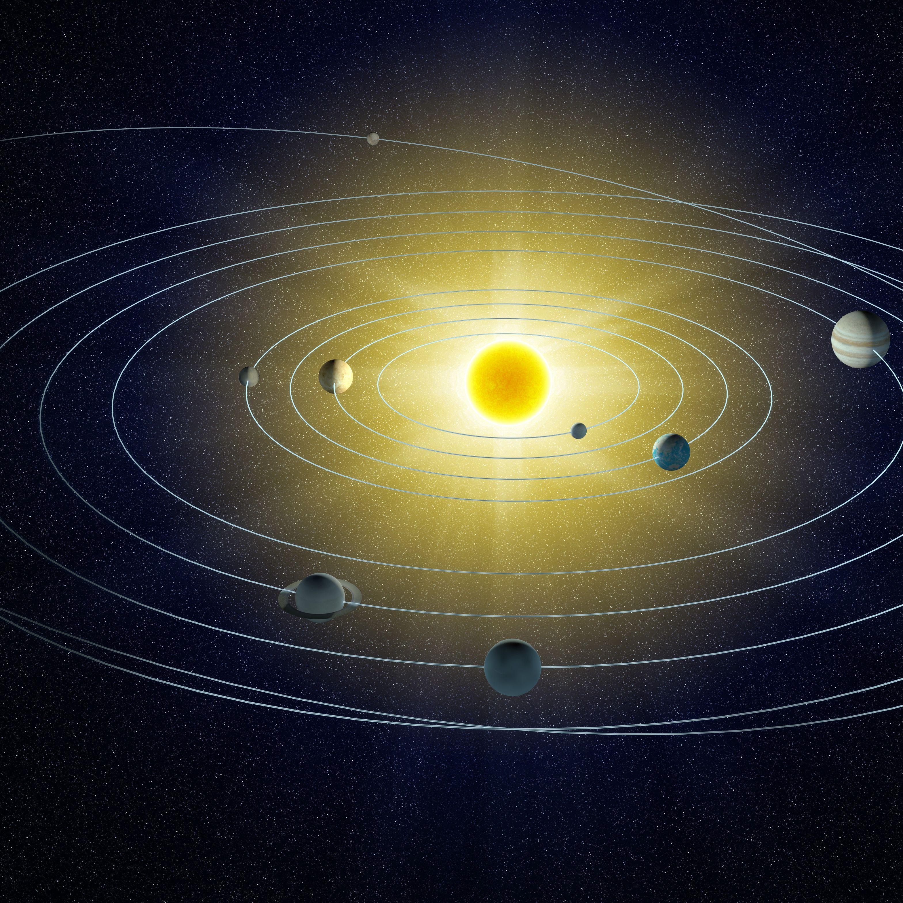 Sun Moon Earth Orbit Worksheet