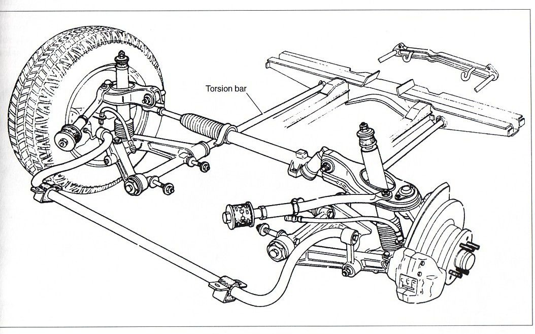 1997 ford t bird wiring diagram