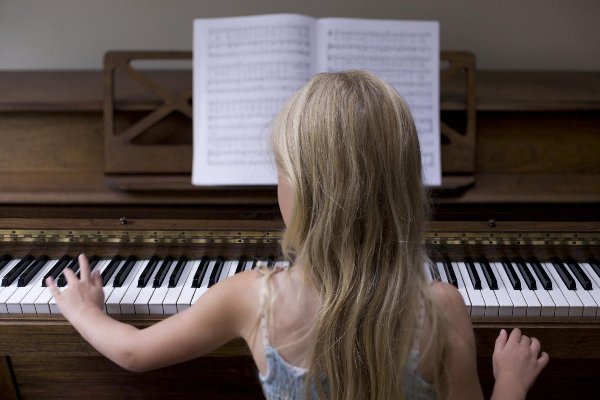 Easy Sheet Music for Beginners Practicing Piano