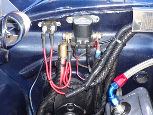 small resolution of 76 chevy strarter selinoid wiring