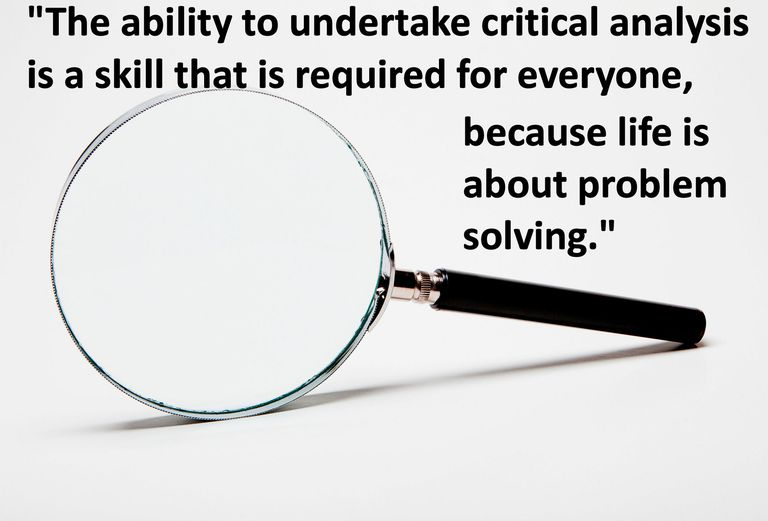 Definition and Examples of Critical Analyses
