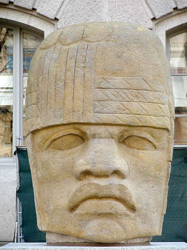 A Timeline And History Of The Olmec Civilization