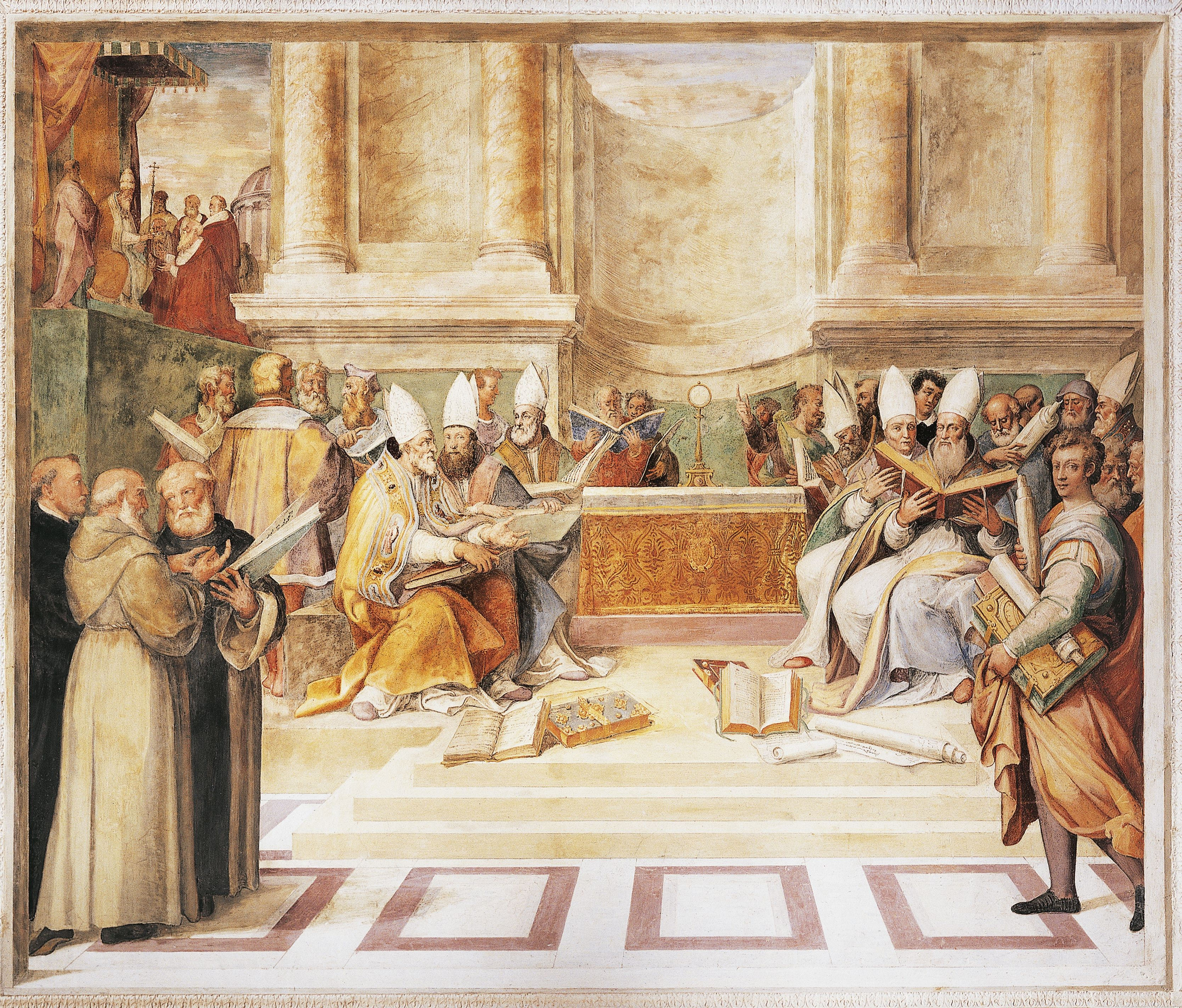What Was The Counter Reformation In The Catholic Church