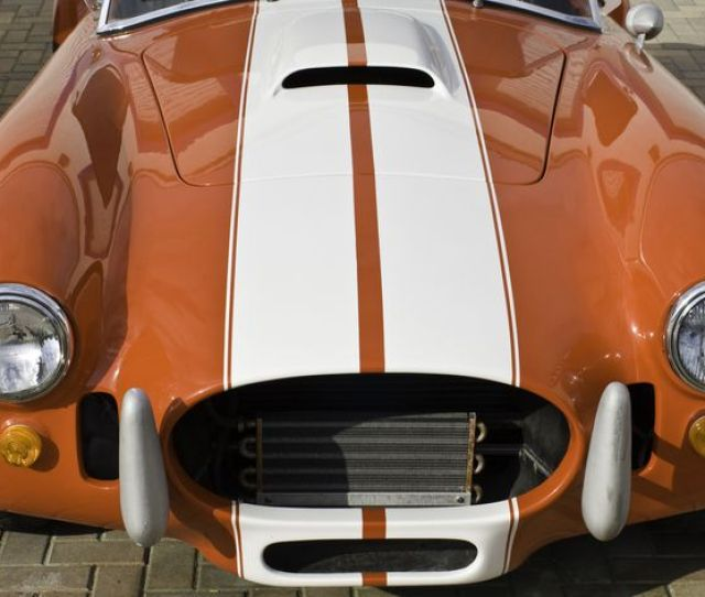 Shelby Cobra Front End