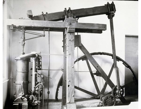 Invention And Development Of Steam Engine