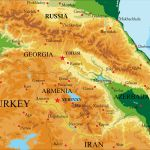 Are Georgia Armenia And Azerbaijan In Asia Or Europe
