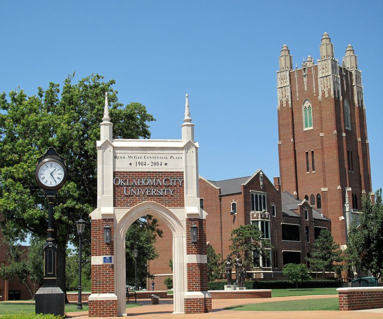 Oklahoma City University Admissions: ACT Scores & More