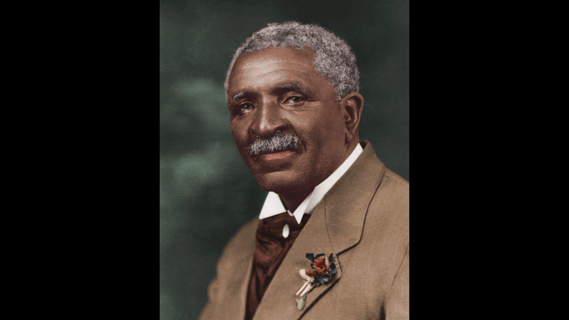 George Washington Carver Agricultural Chemist
