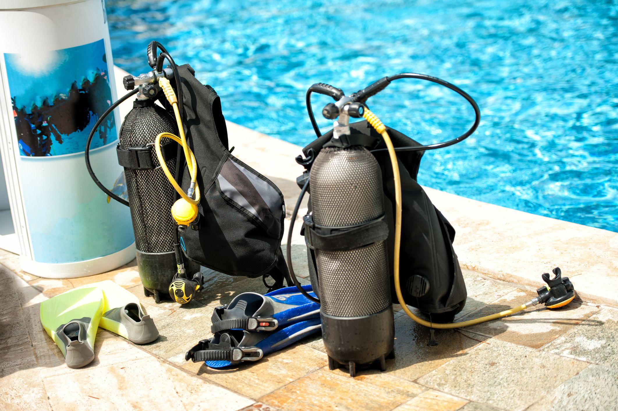 What You Breathe When Scuba Diving