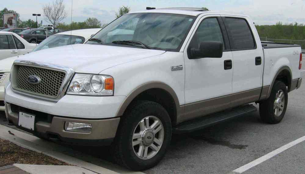 medium resolution of ford f series pickup trucks 2004 2008
