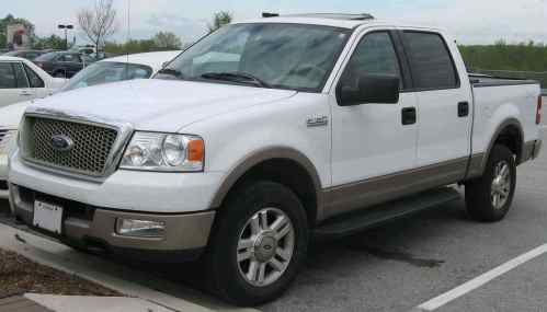 small resolution of ford f series pickup trucks 2004 2008