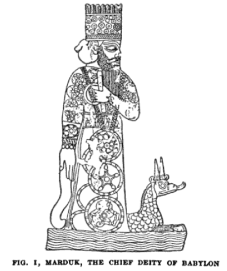 Who Is the Mesopotamian God Marduk?