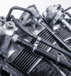 single cylinder motorcycle engine diagram [ 4912 x 3264 Pixel ]
