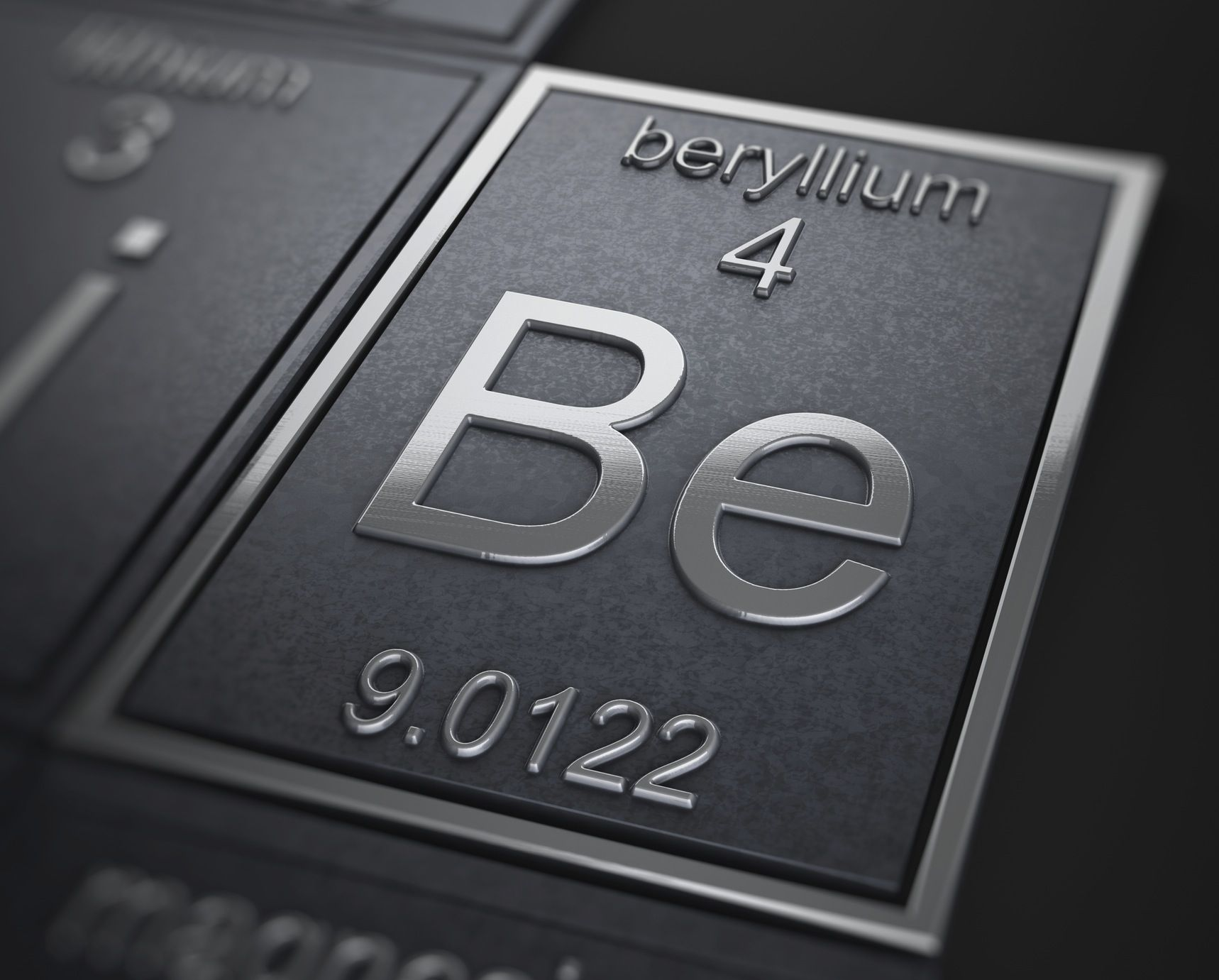 Radioactive Decay And Half Life Beryllium Isotopes