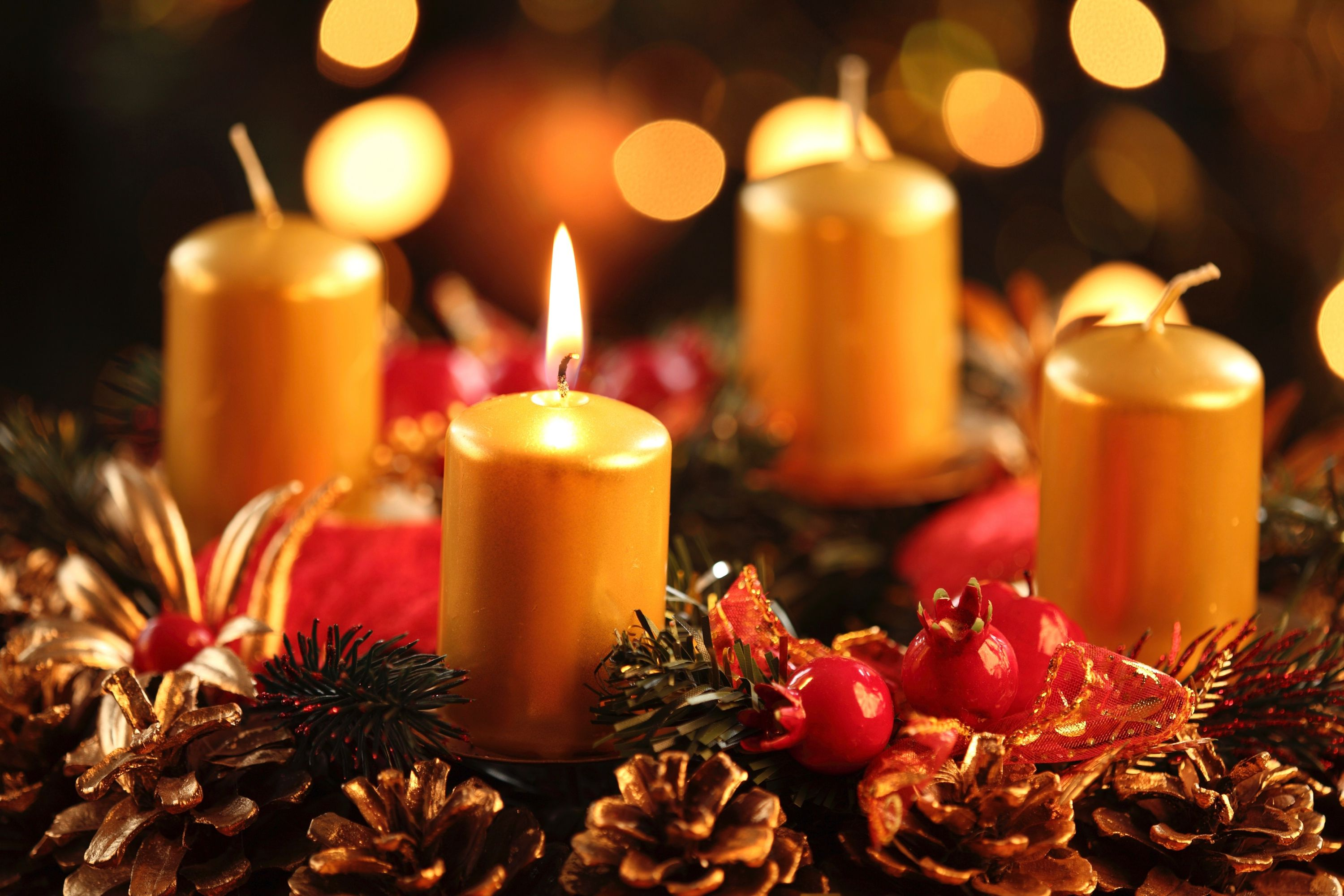 Advent Wreath Prayer For The First Week Of Advent