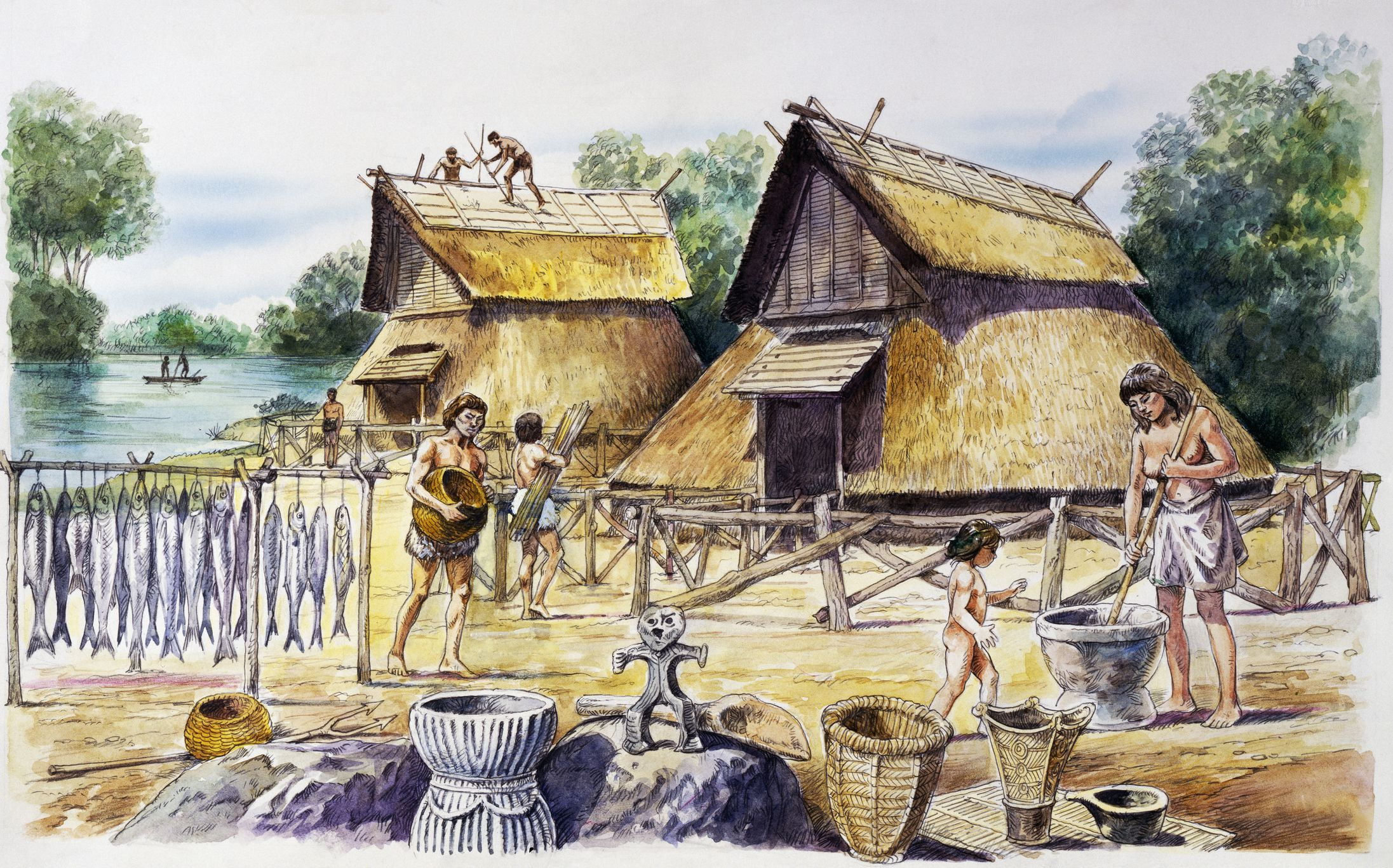 A Country Study On The Ancient Cultures Of Japan