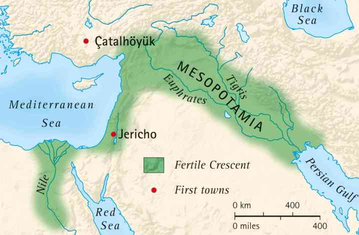 Introduction, Timeline and Advances of Ancient Mesopotamia