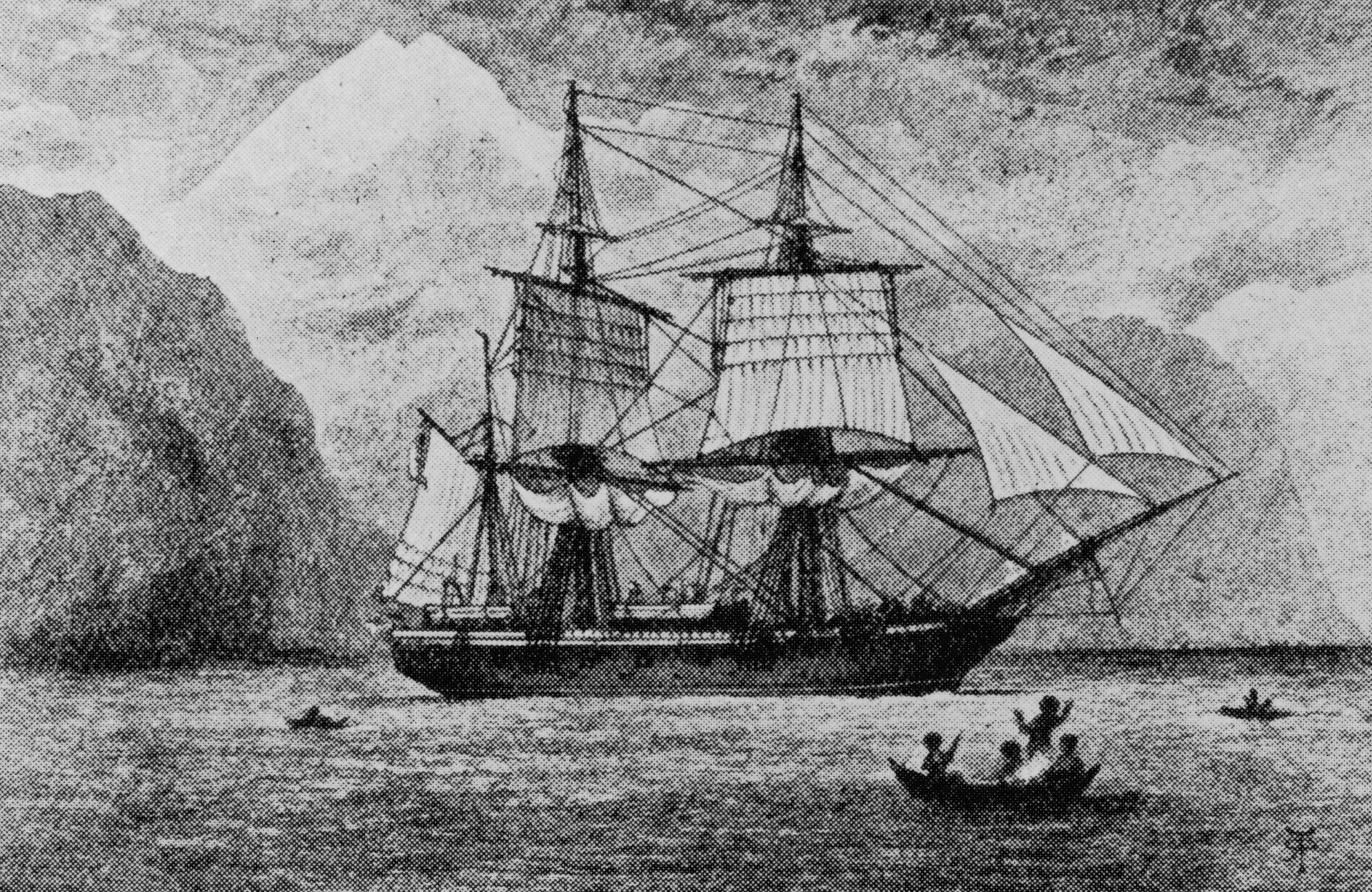 Charles Darwin And His Voyage Aboard H M S Beagle
