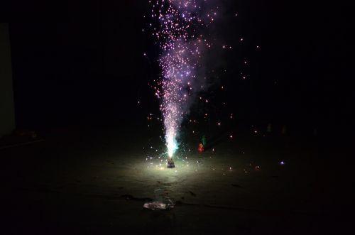 small resolution of homemade fountain firework