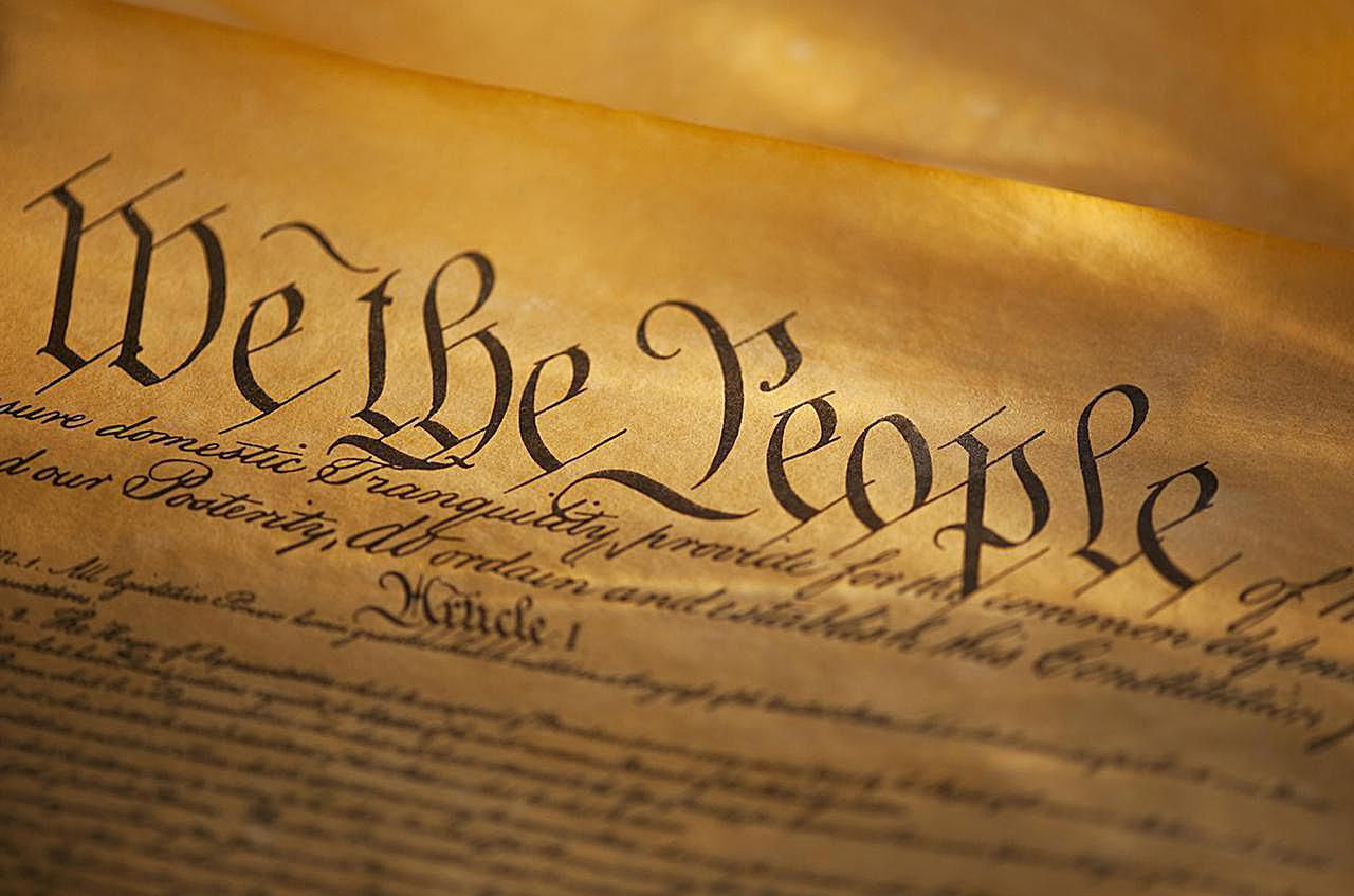 Preamble To The U S Constitution