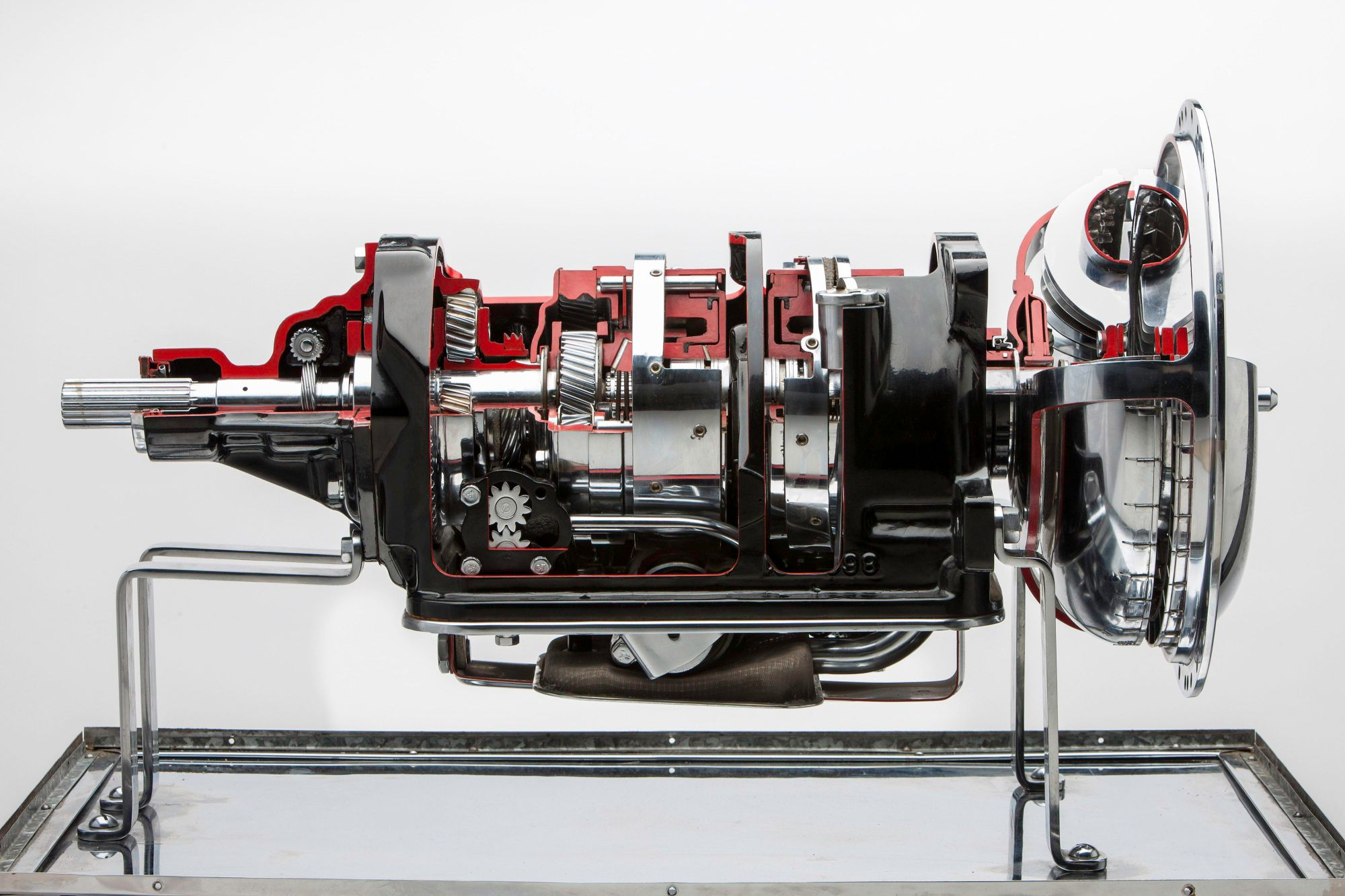 hight resolution of pontiac grand prix torque converter