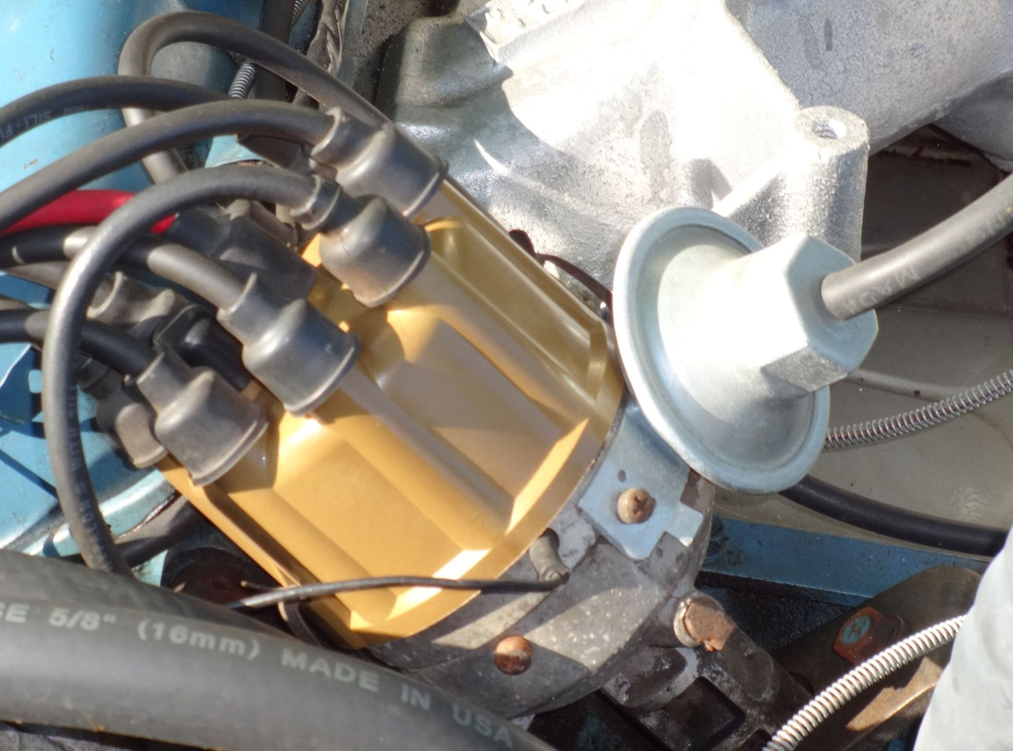 hight resolution of wiring a coil for a 1974 302 engine ford