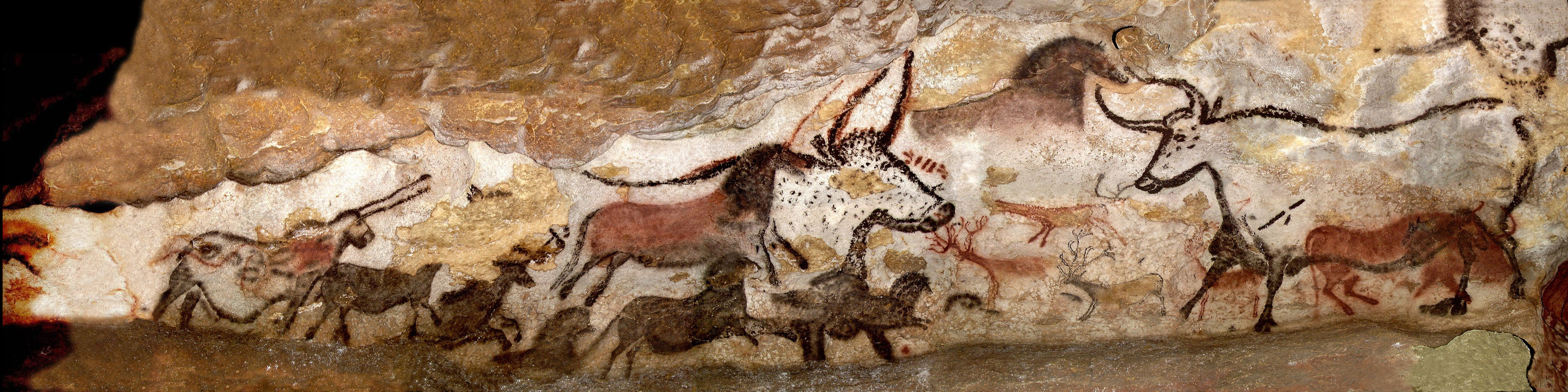 Paleolithic Art Of The Old Stone Age