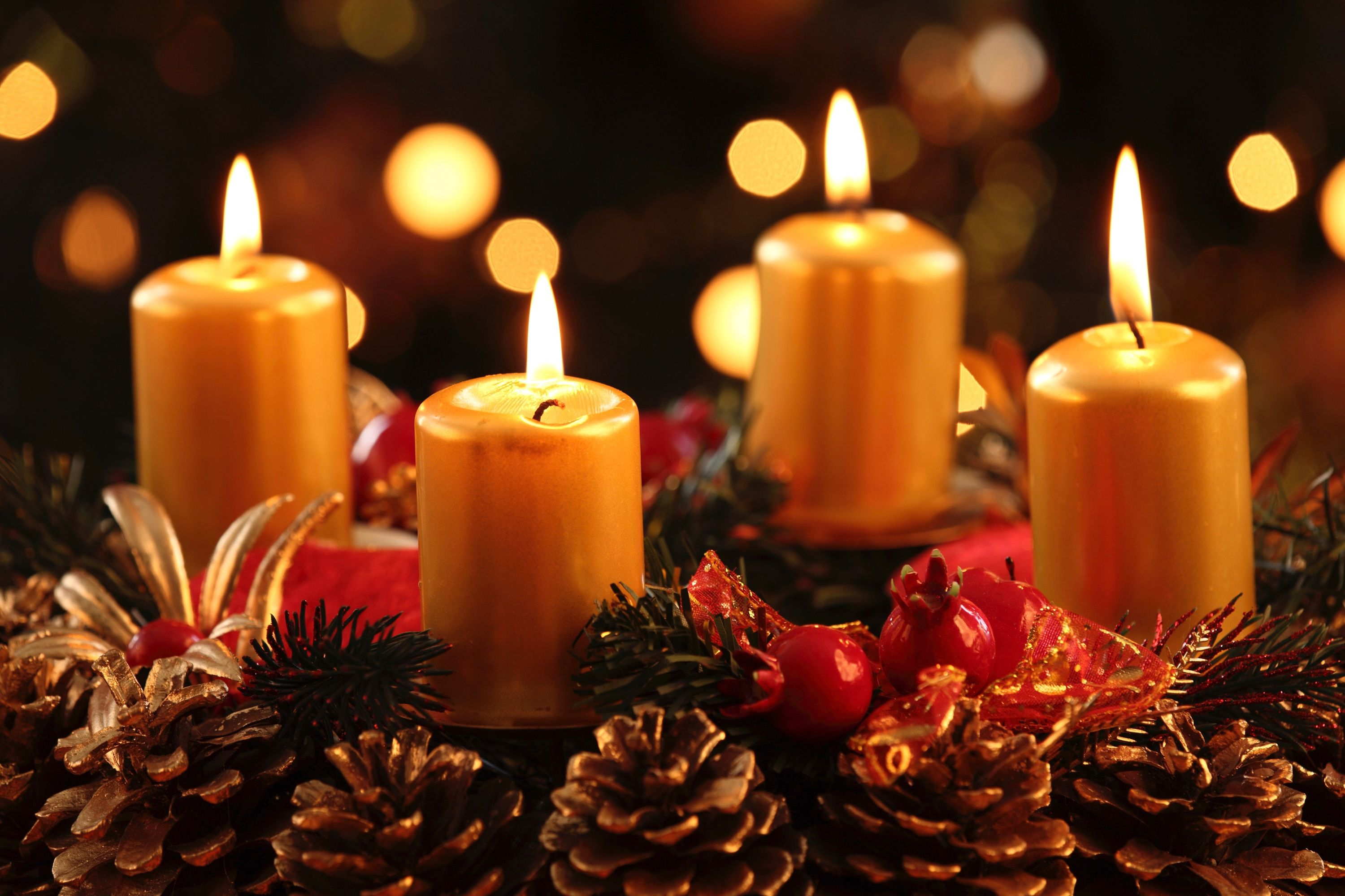 Advent Wreath Prayer For The Fourth Week Of Advent
