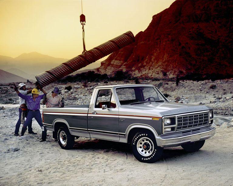 1980 Ford Short Bed Trucks