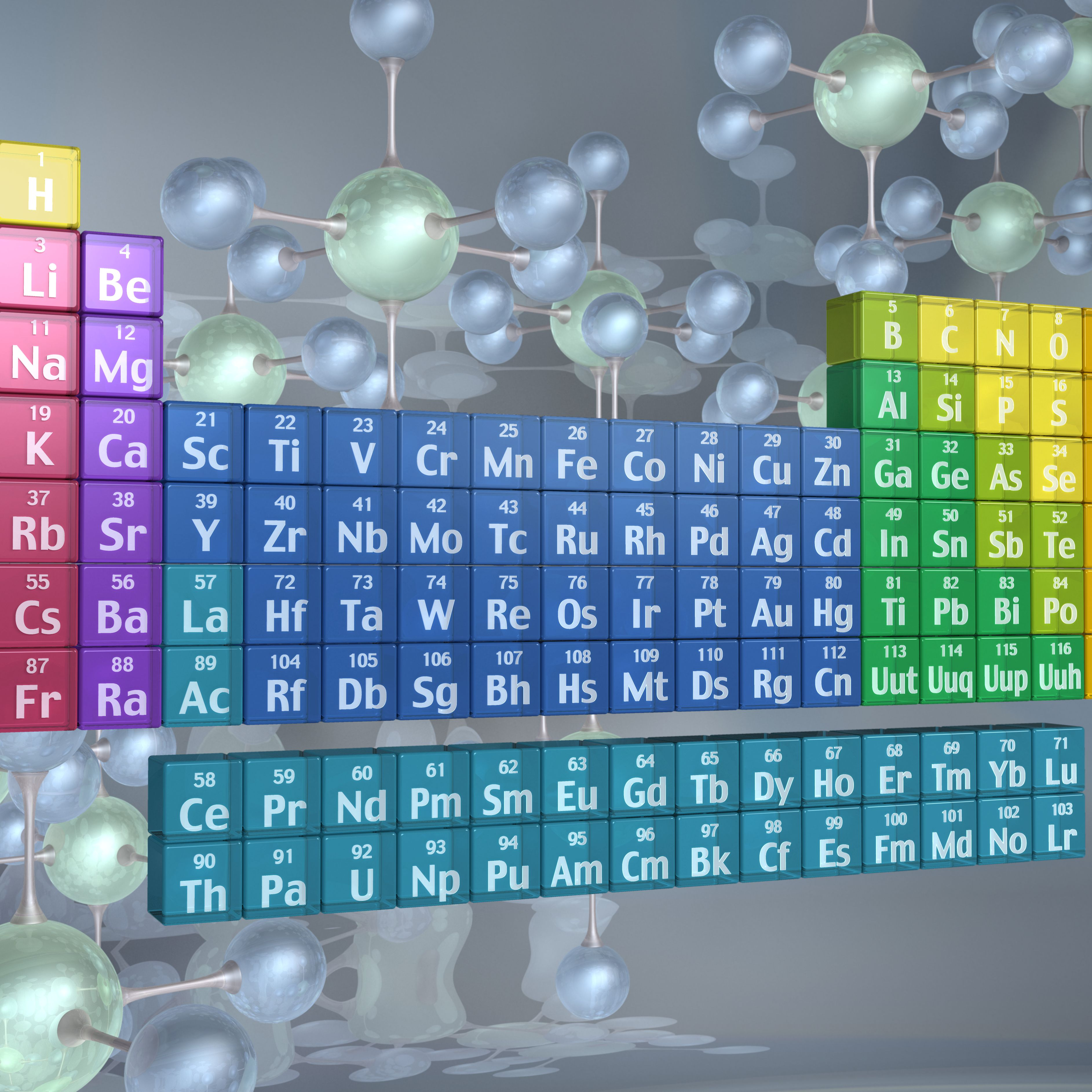 Which Group In The Periodic Table Contains Only Nonmetals