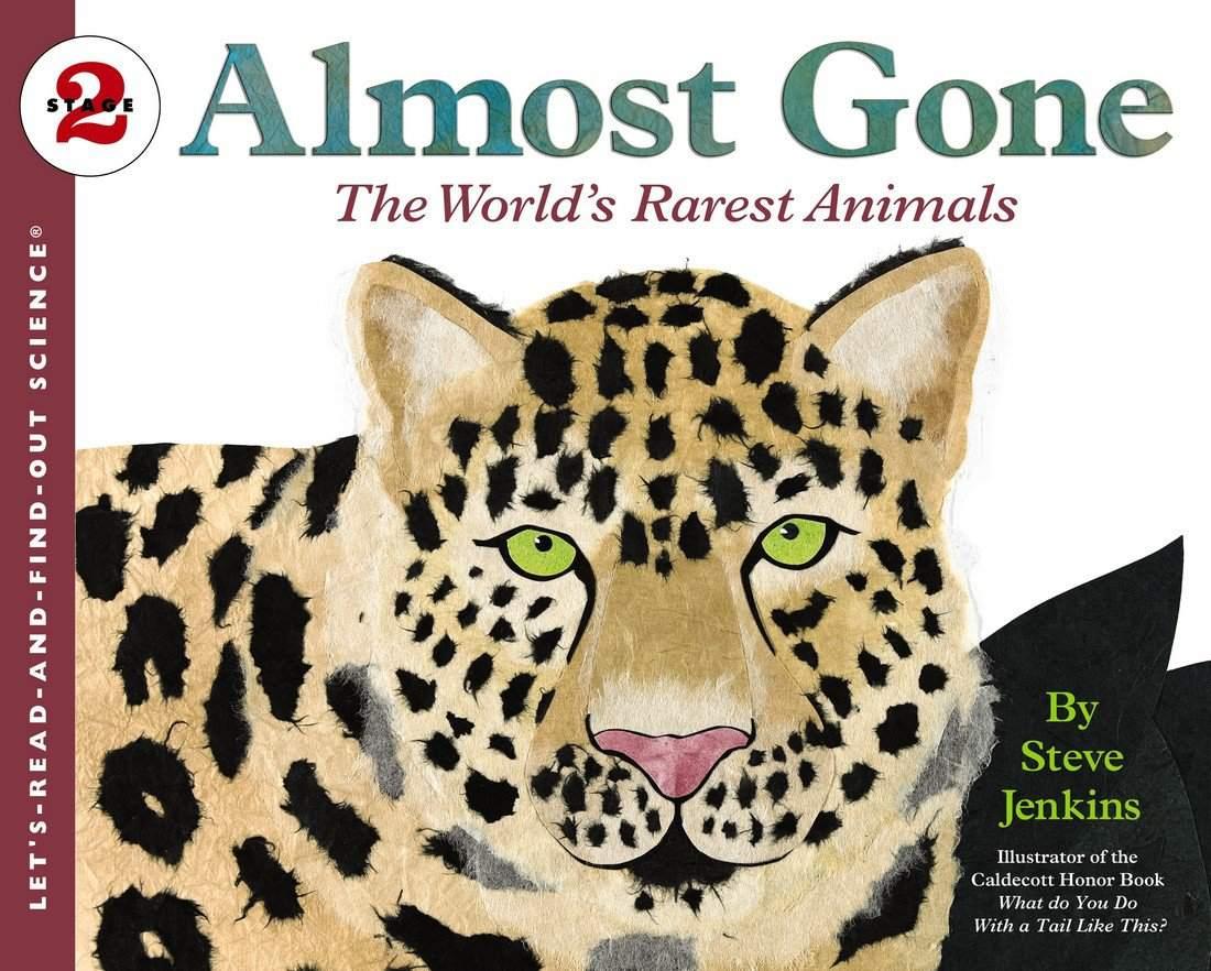 Endangered Species Books For Kids