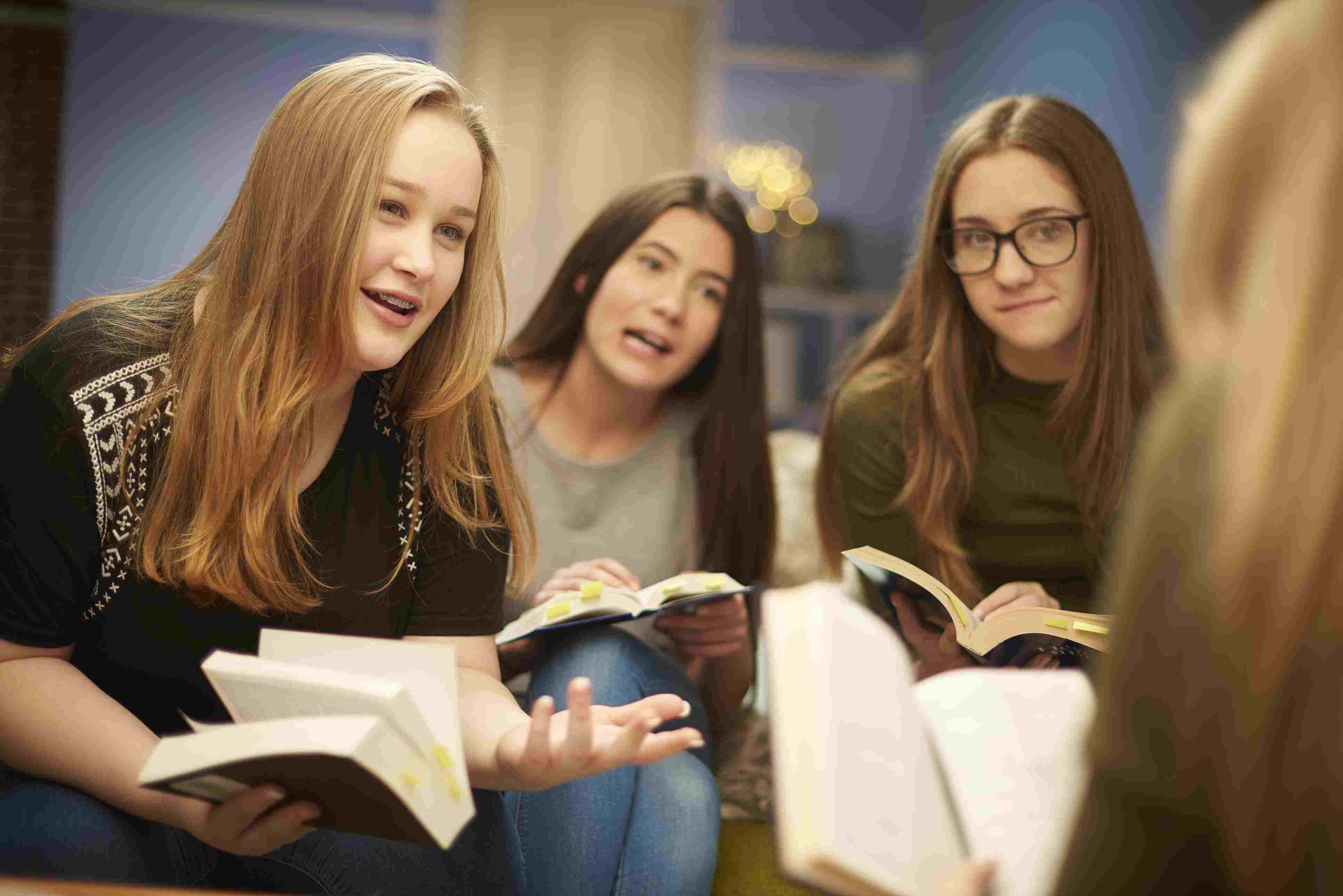 Top Youth Group Activities For Christian Teen Girls