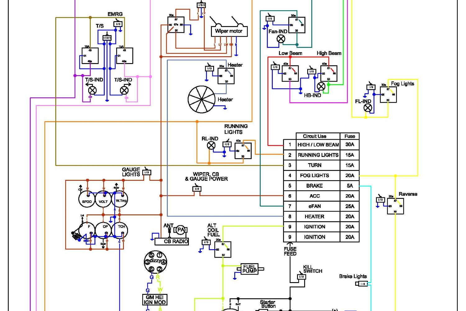 marine tech fuel gauge wiring diagram swm 8 way splitter 4 reasons why your gas isn t working electrical