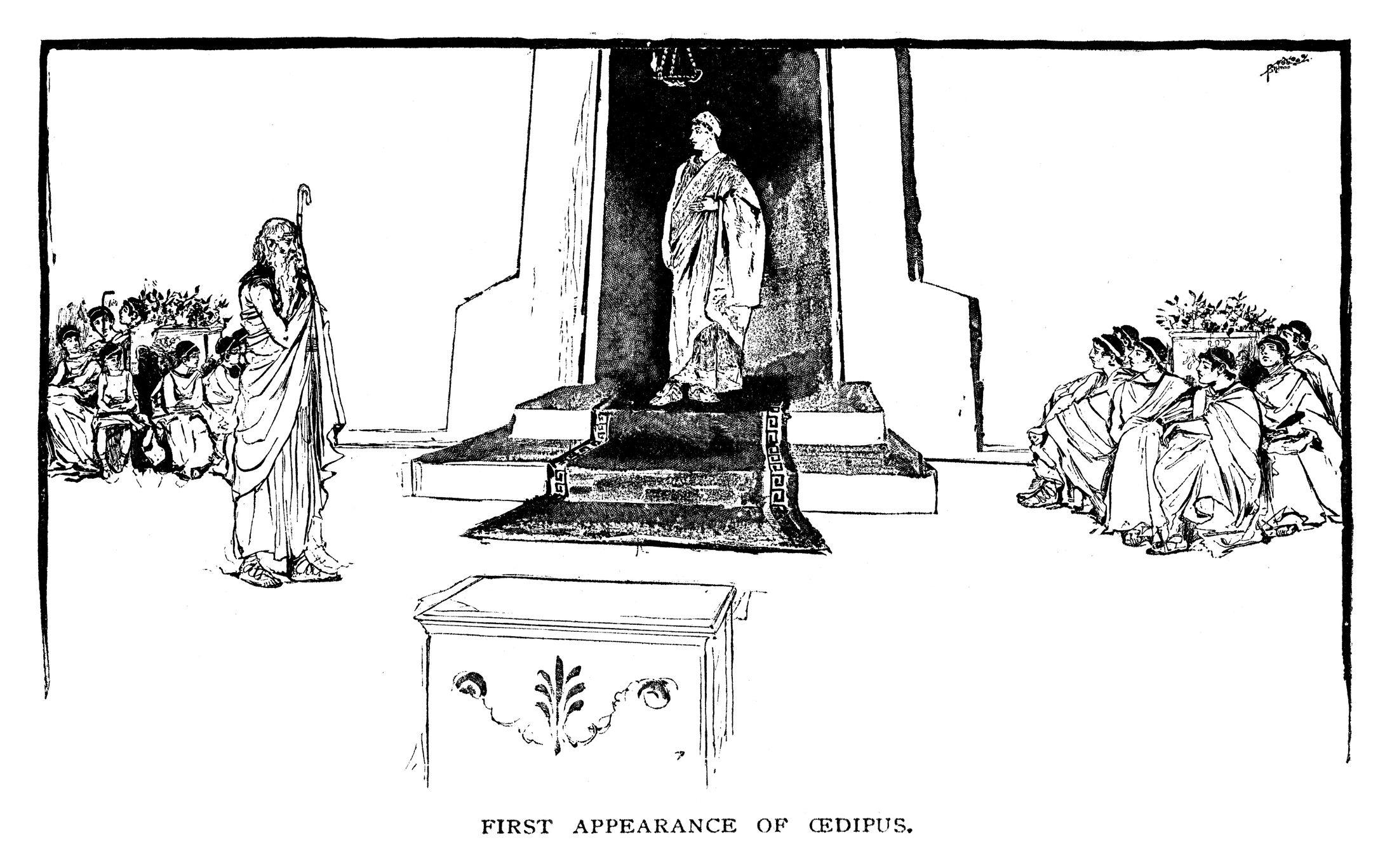 Sophocles' 'Oedipus' Summary