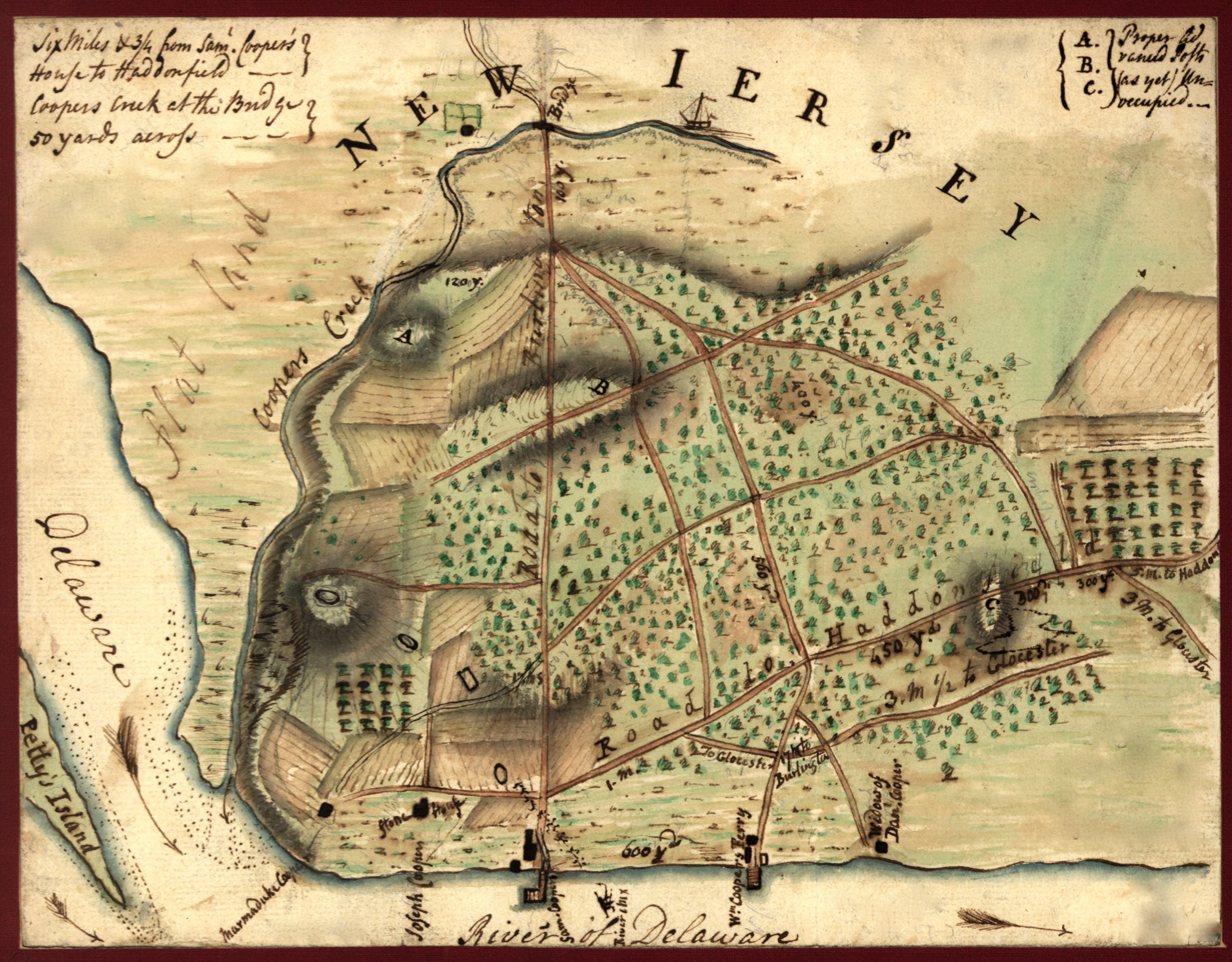 Founding And History Of The New Jersey Colony
