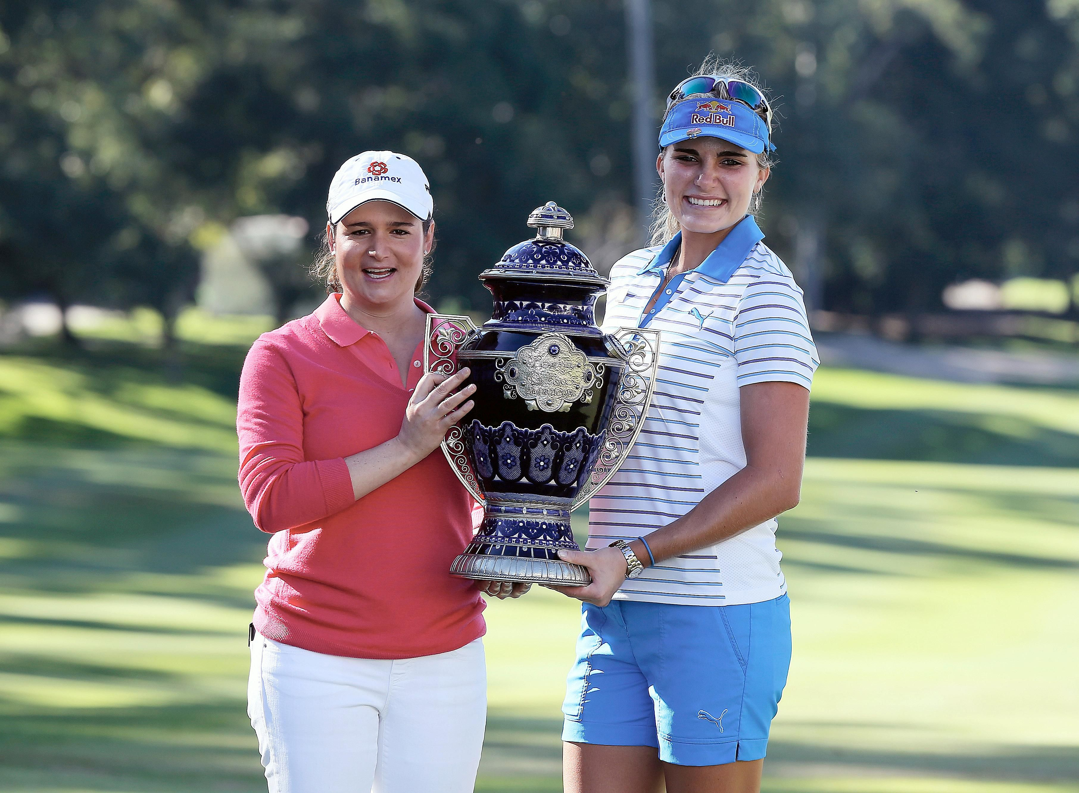 Lorena Ochoa Match Play Tournament On LPGA Tour