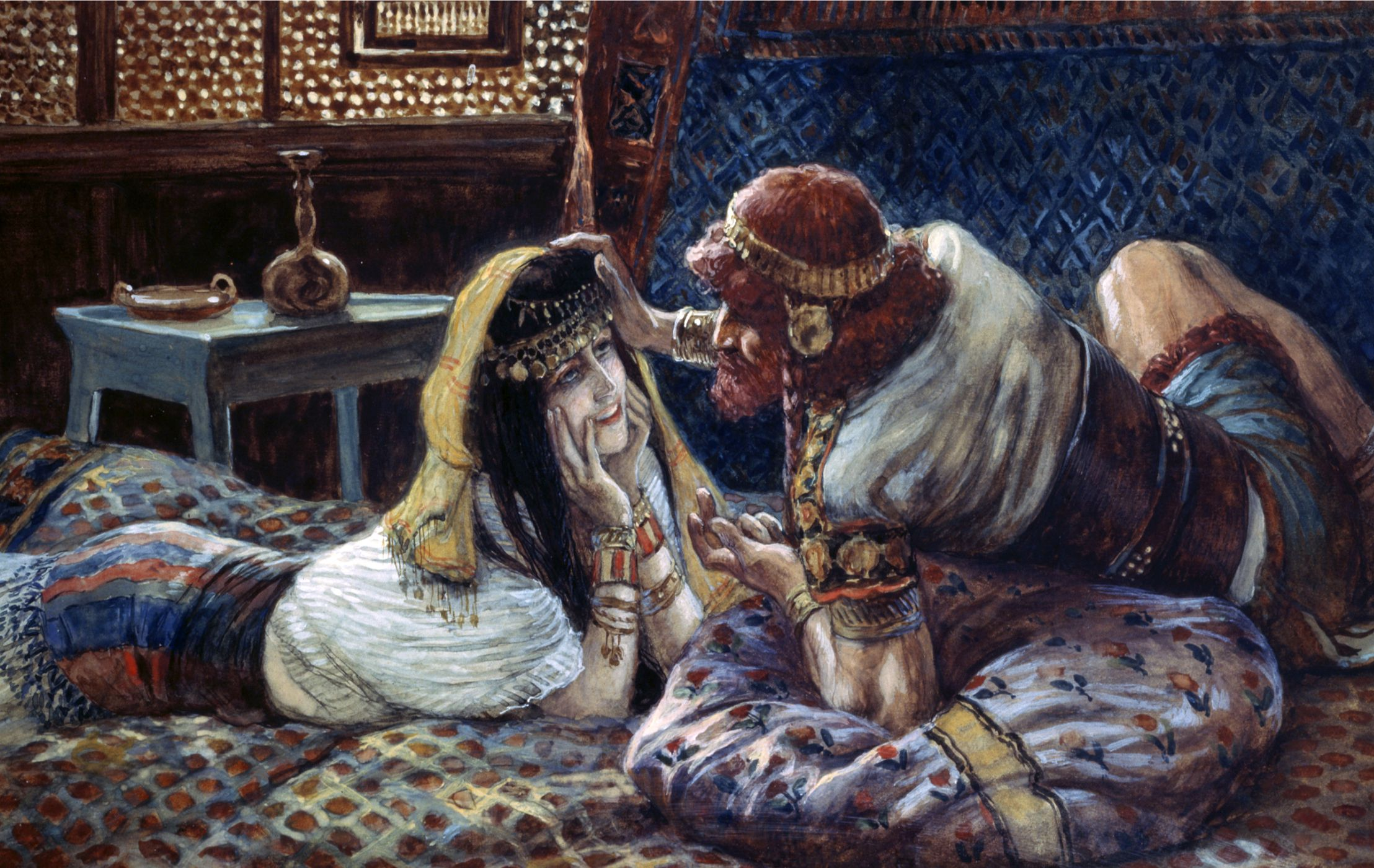 Samson And Delilah Bible Story Study Guide