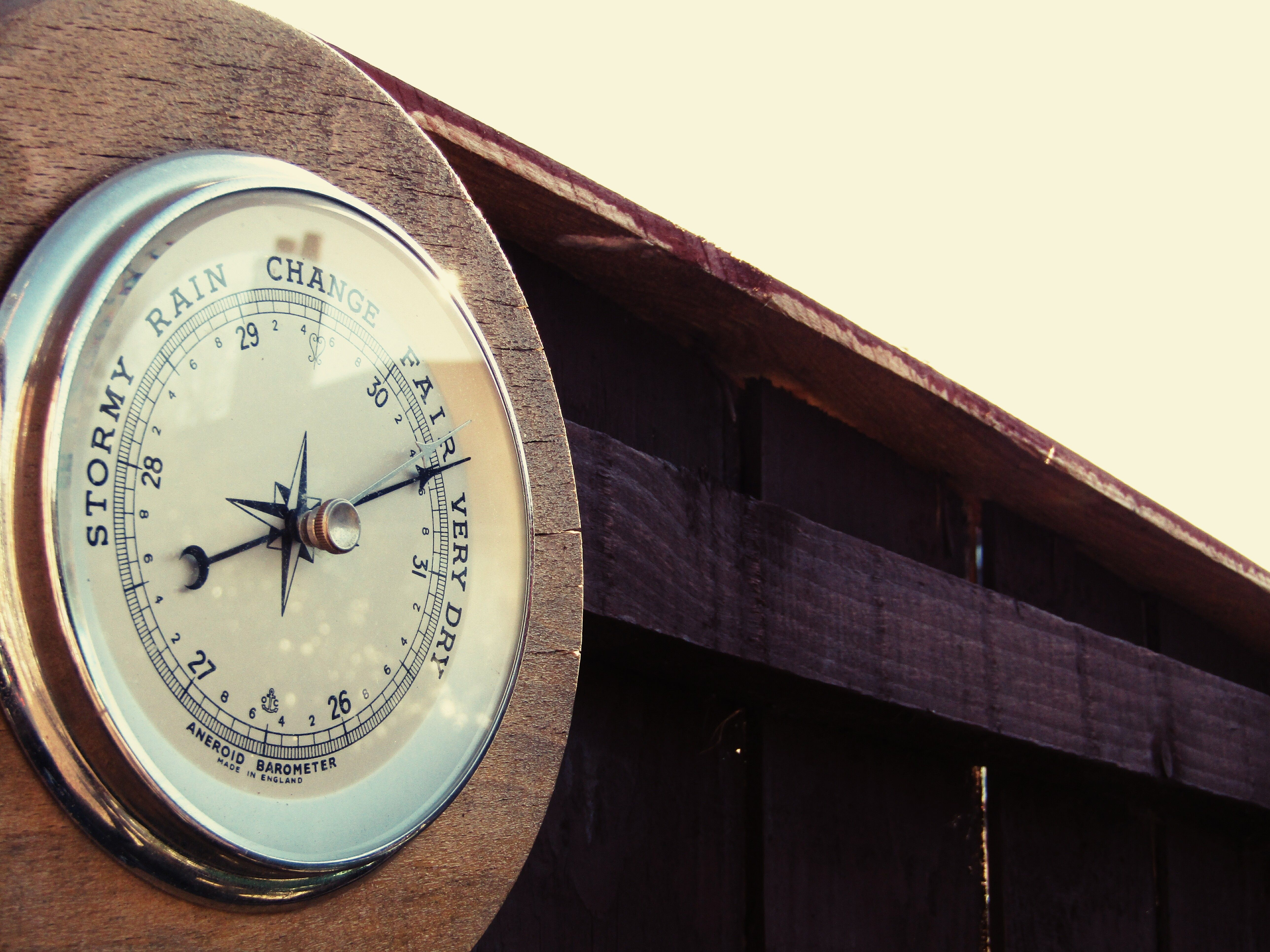Air Pressure And How It Affects The Weather