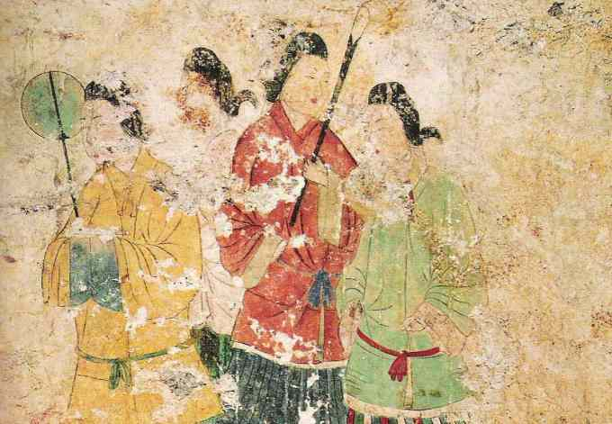10 ancient and medieval japanese women's hairstyles