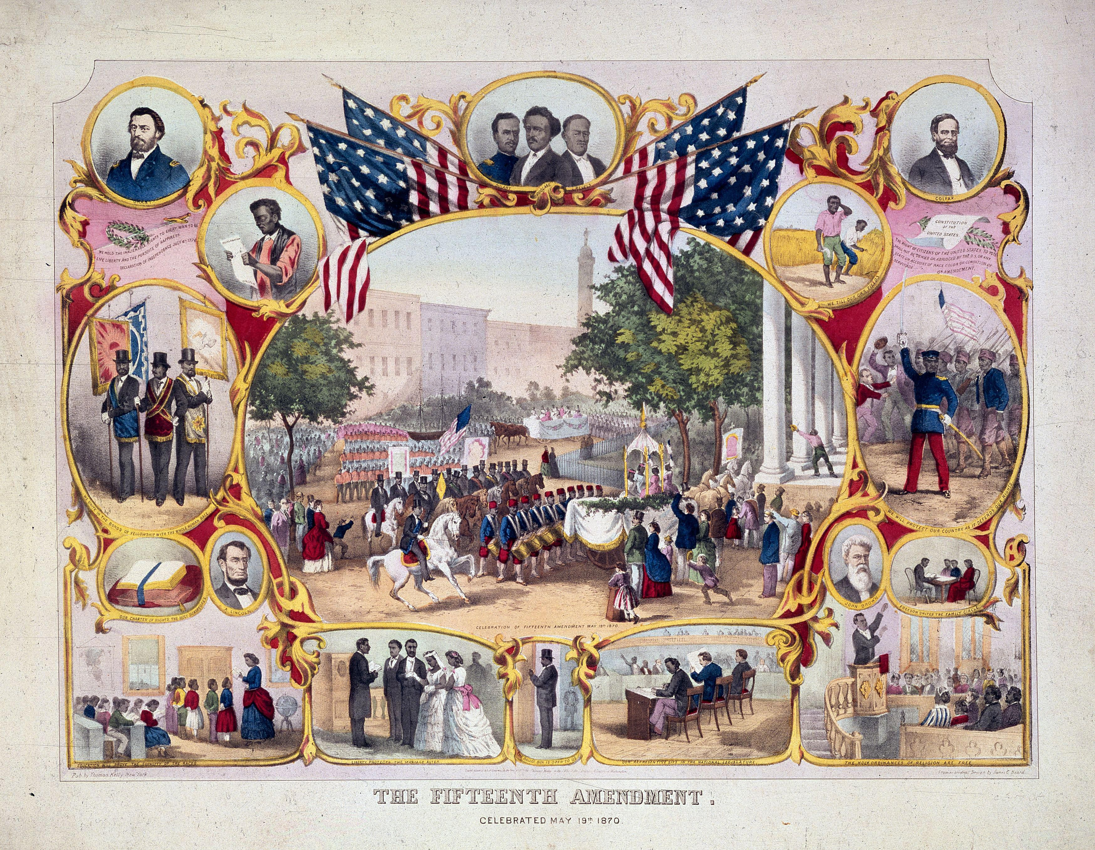 African American History Timeline To