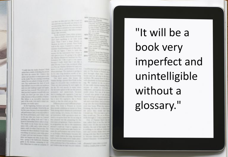 What Is A Glossary? Definition And Examples