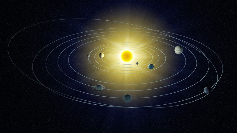 solar system games and