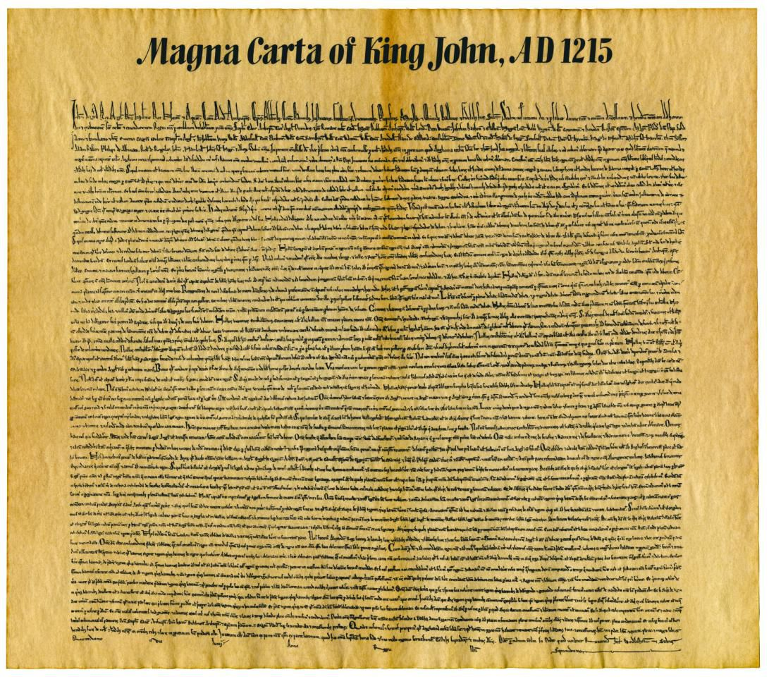 Importance Of The Magna Carta To The Us Constitution