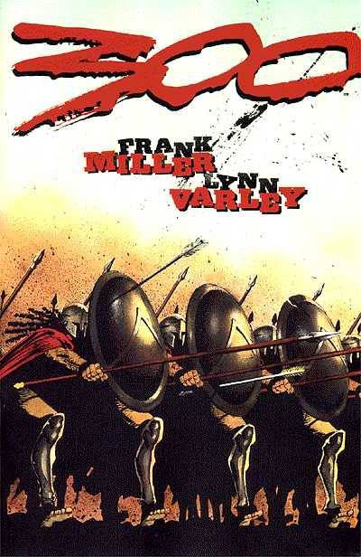 Frank Millers 300 Comic Book Review