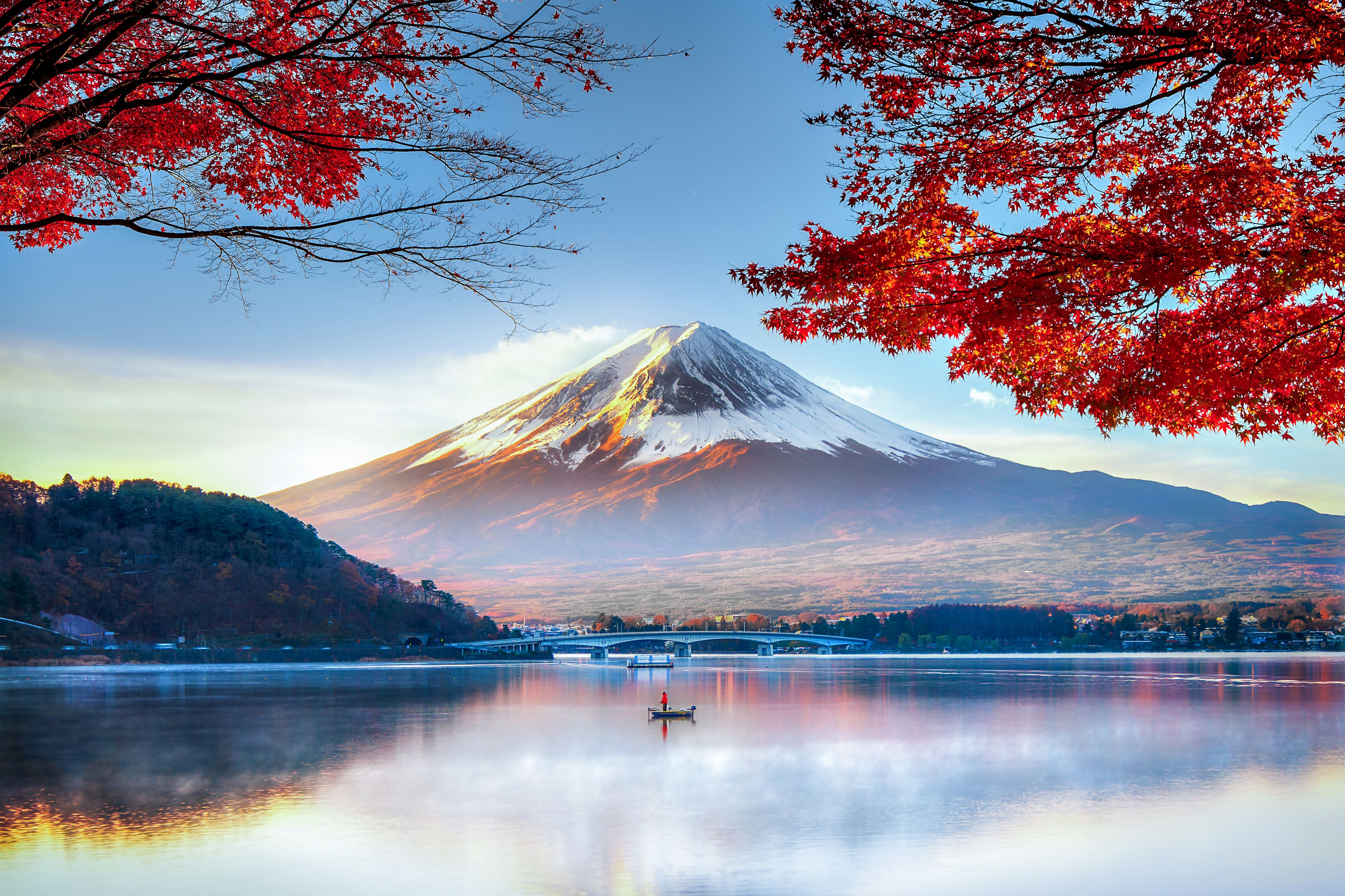Mount Fuji The Most Famous Mountain In Japan