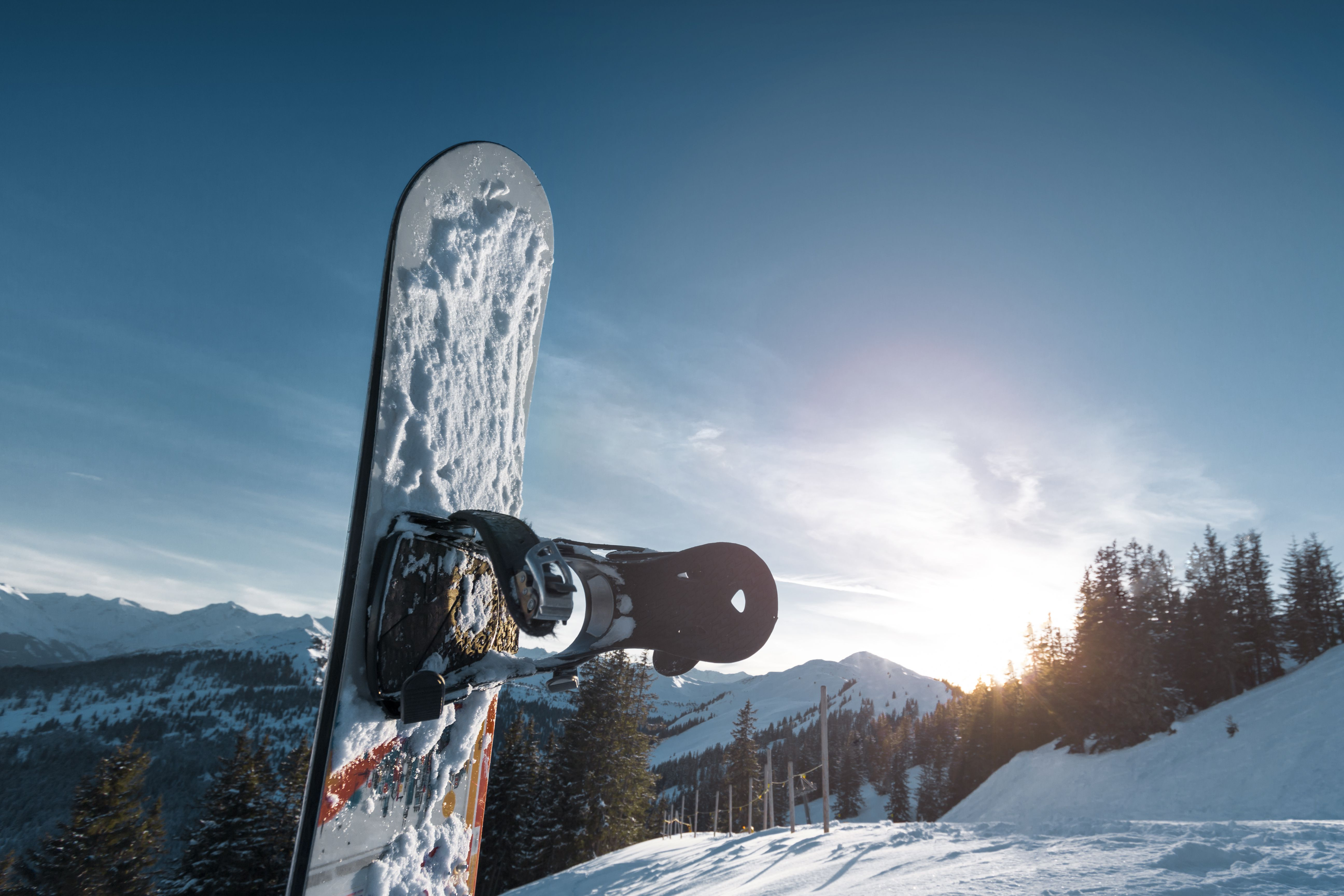 How to Get Tons of Free Snowboard Stickers