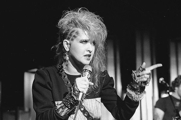 Top '80s Songs Of Iconic Solo Artist Cyndi Lauper
