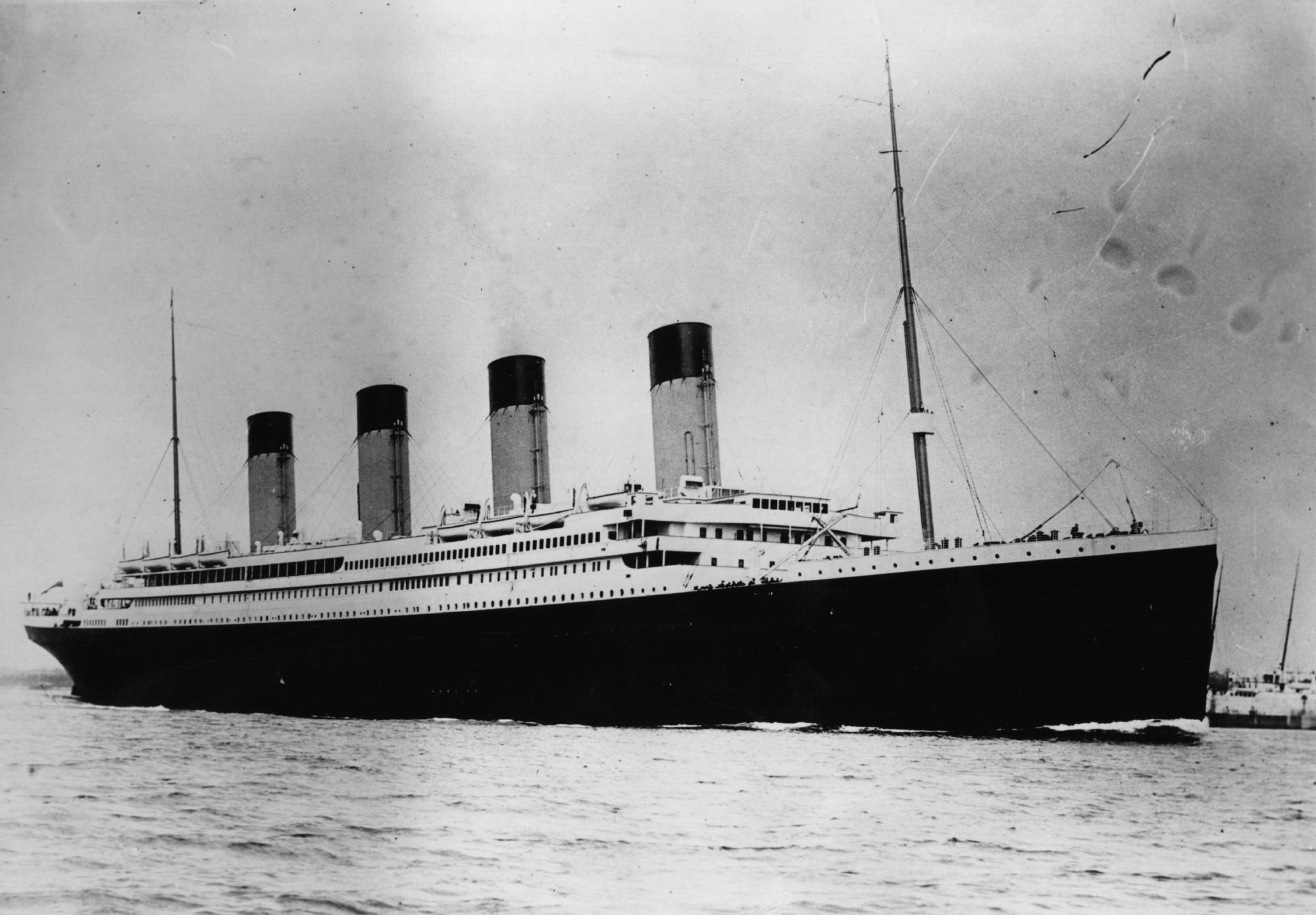 hight resolution of titanic boat diagram